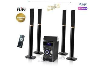 Nunix 5.1 Deluxe Home Theatre System | Audio & Music Equipment for sale in Nairobi, Nairobi Central