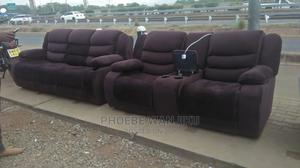 Recliner Design 5 Seater Fitted With Fibre and Springs | Furniture for sale in Nairobi, Kahawa