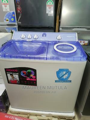 Armco Twin Tub Semi Automatic 12kg Washing Machine | Home Appliances for sale in Nairobi, Nairobi Central