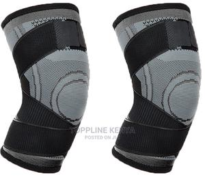 Pressure Knitting Knee Protector for Running and Fitness   Tools & Accessories for sale in Nairobi, Nairobi Central