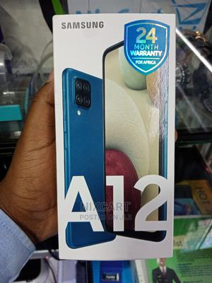 New Samsung Galaxy A12 64 GB Black | Mobile Phones for sale in Nairobi, Nairobi Central