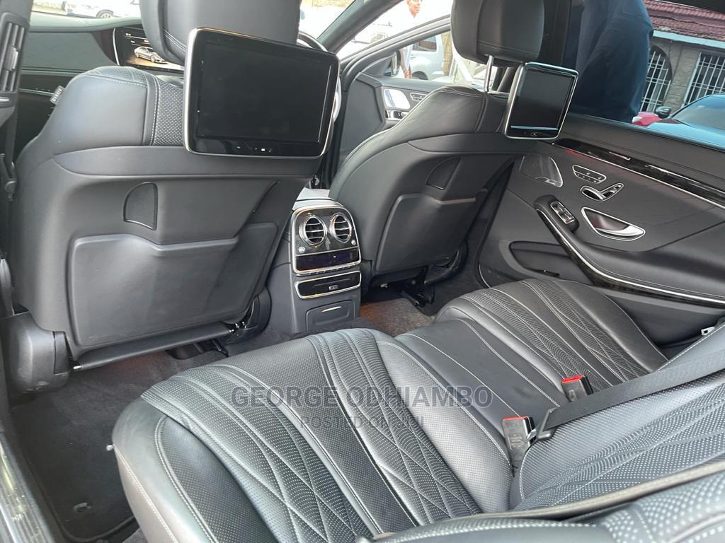 Mercedes-Benz S Class 2014 Black | Cars for sale in Kilimani, Nairobi, Kenya
