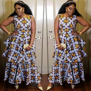Kitenge Long Dresses | Clothing for sale in Nairobi, Eastleigh