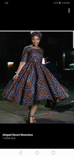 African Ankara Dresses | Clothing for sale in Nairobi, Eastleigh