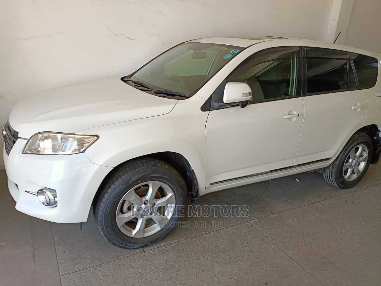 Toyota Vanguard 2014 White   Cars for sale in Mombasa CBD, Mombasa, Kenya