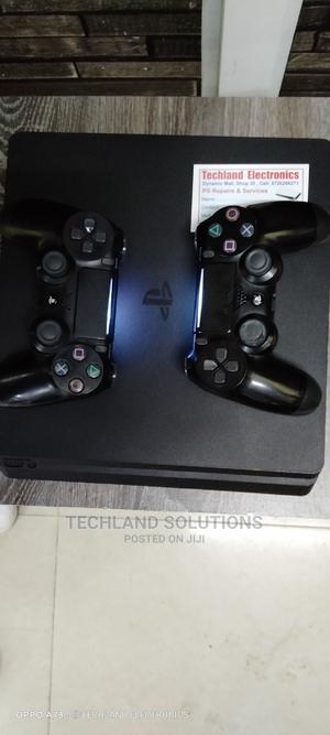 Ps4 Slim, 1tb , 2 Pads | Video Game Consoles for sale in Nairobi, Nairobi Central