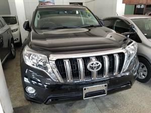 Toyota Land Cruiser Prado 2016 2.8 D-4d Black   Cars for sale in Mvita, Majengo