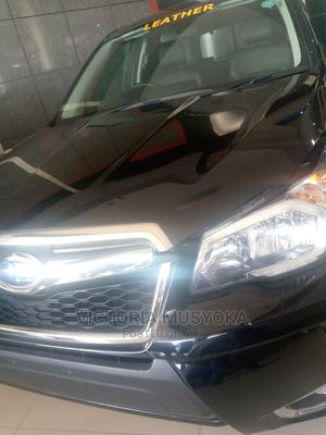 Subaru Forester 2013 Black | Cars for sale in Mombasa, Tudor