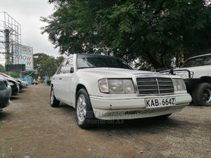 Mercedes-Benz 230E 2000 White   Cars for sale in Nairobi, Nairobi Central