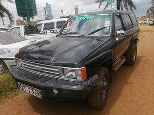 Toyota Hilux 1997 Black   Cars for sale in Kiambu, Thika