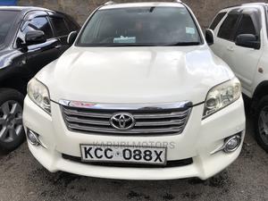 Toyota Vanguard 2010 White | Cars for sale in Nairobi, Runda