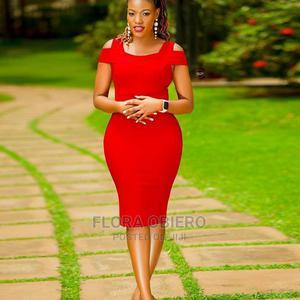 Elegant Cotton Dress   Clothing for sale in Nairobi, Nairobi Central