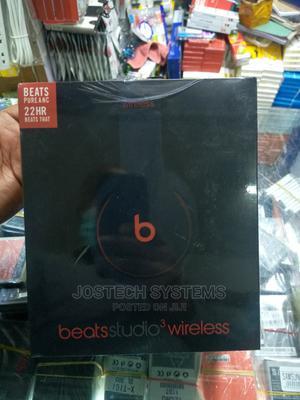 Black Beats Wireless Headphones | Headphones for sale in Nairobi, Nairobi Central