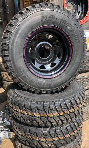 215/75r15 Trazano MT Tyres Is Made in China | Vehicle Parts & Accessories for sale in Nairobi, Nairobi Central