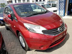 Nissan Note 2015 Red   Cars for sale in Mvita, Majengo