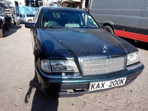 Mercedes-Benz C200 2000 Blue   Cars for sale in Nairobi, Woodley/Kenyatta Golf Course