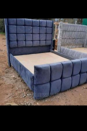Modern Bed 5 by 6 | Furniture for sale in Nairobi, Kahawa