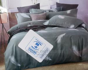 Cotton Duvets Cover With a Matching Bedsheets 2 Pillows Case | Home Accessories for sale in Nairobi, Kariobangi