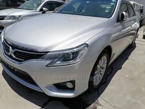 Toyota Mark X 2014 Silver   Cars for sale in Mombasa, Shimanzi