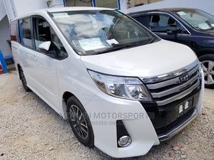 Toyota Noah 2016 White | Cars for sale in Mvita, Majengo