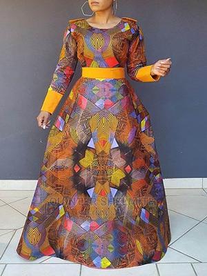 Ankara Maxi Dress | Clothing for sale in Nairobi, Nairobi Central