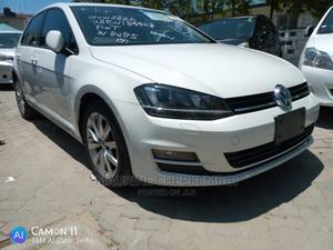 Volkswagen Golf 2014 White | Cars for sale in Mombasa, Kizingo