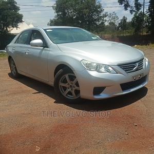 Toyota Mark X 2013 Silver | Cars for sale in Kiambu, Kiambu / Kiambu