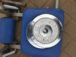 York Fitness Cast Iron Weight Plates Dumbbells | Sports Equipment for sale in Nairobi, Nairobi Central