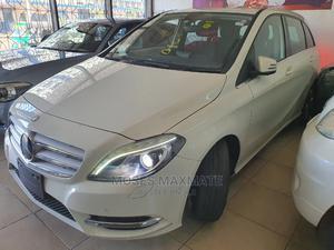 Mercedes-Benz B-Class 2014 White | Cars for sale in Mombasa, Tononoka