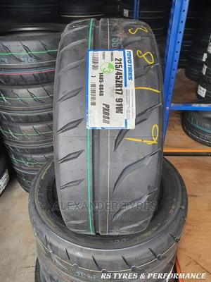 215/45 R17 Toyo Tyre Made in Japan 91W | Vehicle Parts & Accessories for sale in Nairobi, Nairobi Central