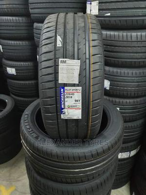 235/45 R18 Michelin Pilot Sport 4 | Vehicle Parts & Accessories for sale in Nairobi, Nairobi Central
