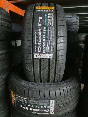 245/40 R18 Pireli Cituranto Tyre | Vehicle Parts & Accessories for sale in Nairobi, Nairobi Central