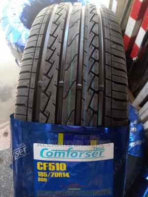 175/70 R13 Comfoser Tyre Nylon | Vehicle Parts & Accessories for sale in Nairobi, Nairobi Central