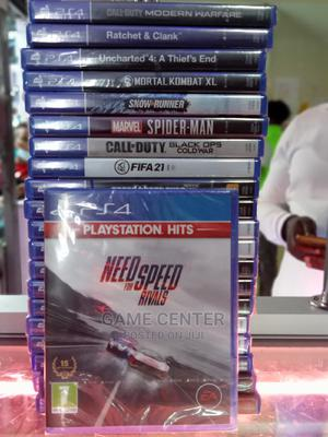 Playstation 4 Need for Speed Rivals | Video Games for sale in Nairobi, Nairobi Central
