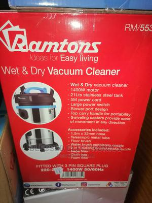 RM 553 Wet and Dry Vacuum Cleaner   Home Appliances for sale in Nairobi, Nairobi Central