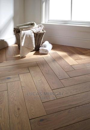 Elegant Wood Floor Supply and Fix | Building Materials for sale in Nairobi, South B