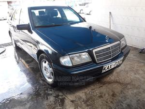 Mercedes-Benz C200 2000 Blue   Cars for sale in Nairobi, Clay City