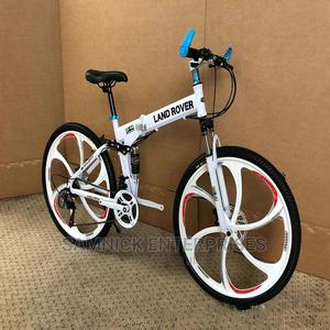 New Arrivals Double Disc Land Rover Folderble Bike | Sports Equipment for sale in Nairobi, Nairobi Central