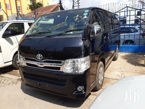 Toyota HiAce 2012 Black | Buses & Microbuses for sale in Mombasa, Mvita