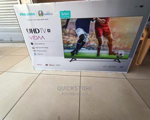 """Brand New Hisense 58"""" Smart Android Uhd Frameless TV   TV & DVD Equipment for sale in Nairobi, Nairobi Central"""
