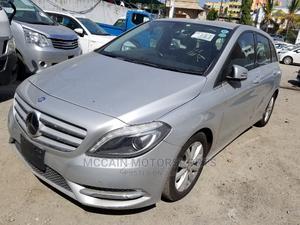 Mercedes-Benz B-Class 2014 Silver | Cars for sale in Mvita, Majengo