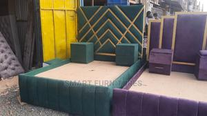 5*6 Tufted Bed | Furniture for sale in Nairobi, Kahawa