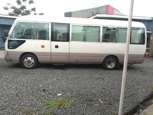 Toyota Coaster 2013 White   Buses & Microbuses for sale in Nairobi, Langata