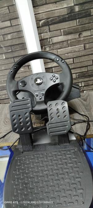 Ps 4 ,Ps4 Gaming Wheel + Pedals   Video Game Consoles for sale in Nairobi, Nairobi Central