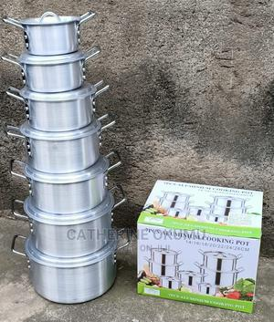 7 Pieces Aluminium Cooking Set | Kitchen & Dining for sale in Nairobi, Kilimani