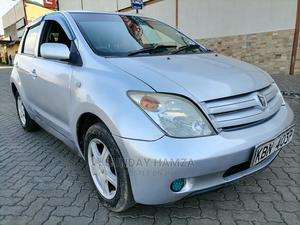 Toyota IST 2004 Silver   Cars for sale in Nairobi, Makadara