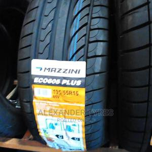 195/55 R15 Mazzini Tyre Made in China Nylon XL   Vehicle Parts & Accessories for sale in Nairobi, Nairobi Central