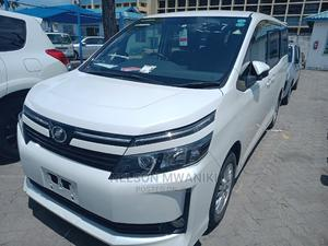 Toyota Voxy 2014 White | Cars for sale in Mvita, Majengo