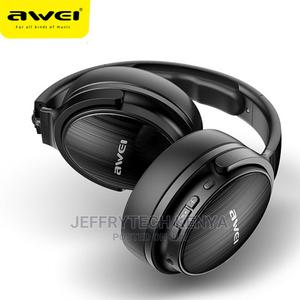 Luxury Awei A780BL Wireless Stereo Headphones Foldable Heads | Headphones for sale in Nairobi, Nairobi Central