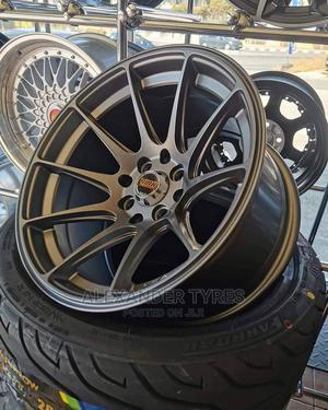Mazda Demio Sport Rim 15 Inch Set   Vehicle Parts & Accessories for sale in Nairobi, Nairobi Central